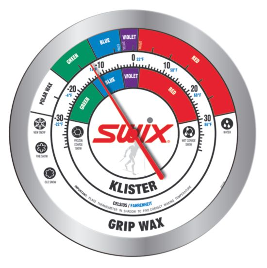 Swix R220 Swix Wall Thermometer, No
