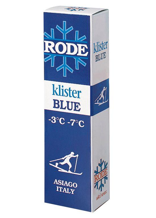 K20 Klister Blå