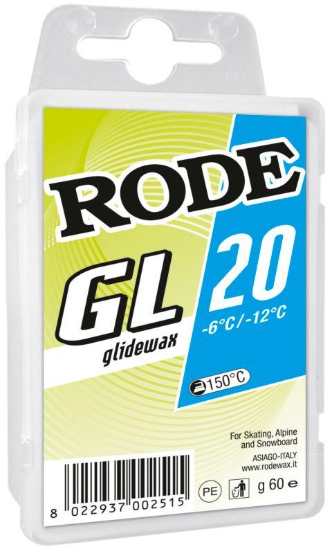 GL20 Glider Blå 60 Gram