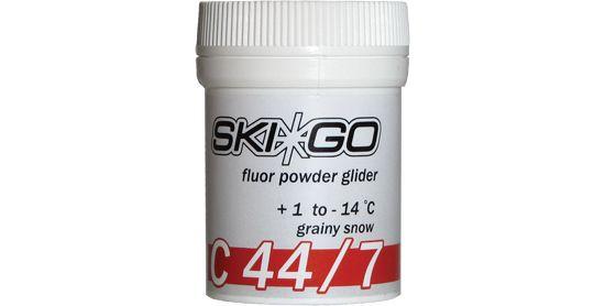 Skigo C44/7 Pulver Fluor