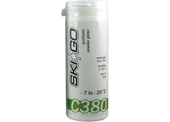 Kaldpulver C380 (0-60% Luftfu