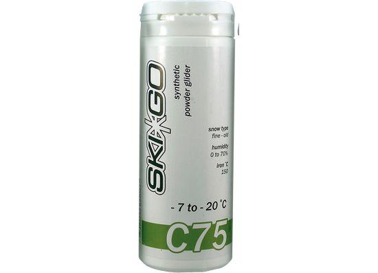Kaldpulver: C75 (40-70% Luft F