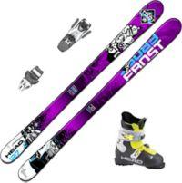 Mojo Jr Twintip-ski Med Binding + Støvel