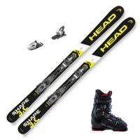 Shape 3.0 Skipakke Alpinski Med Binding + Støvel