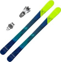 Rocket Jr Twintip-ski Med Binding