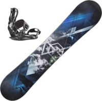 Furious Snowboard Med Binding