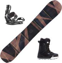 Daymaker Snowboardpakke Med Binding + Støvel