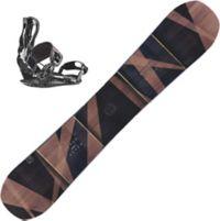Daymaker Snowboard Med Binding