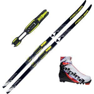 RCR Universal Junior langrennskipakke med Alpina T Combi Junior støvel