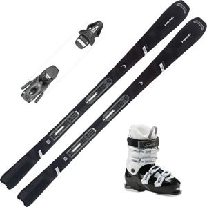 Easy Joy alpinskipakke med Tecnopro Safine Pearl 50 støvel