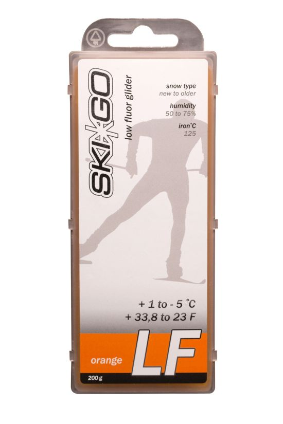 Skigo Lf Glider Orange +1/-5 Ny Til