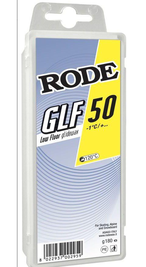GLF50 glider lavfluor gul