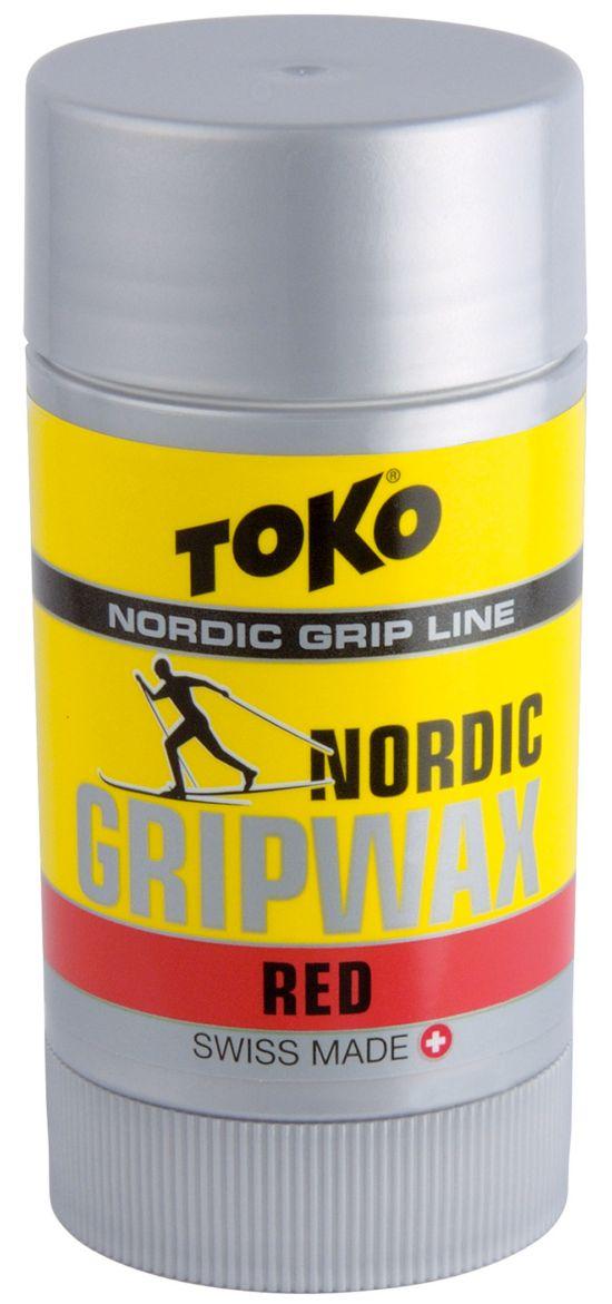 Nordic Gripwax 25g Red