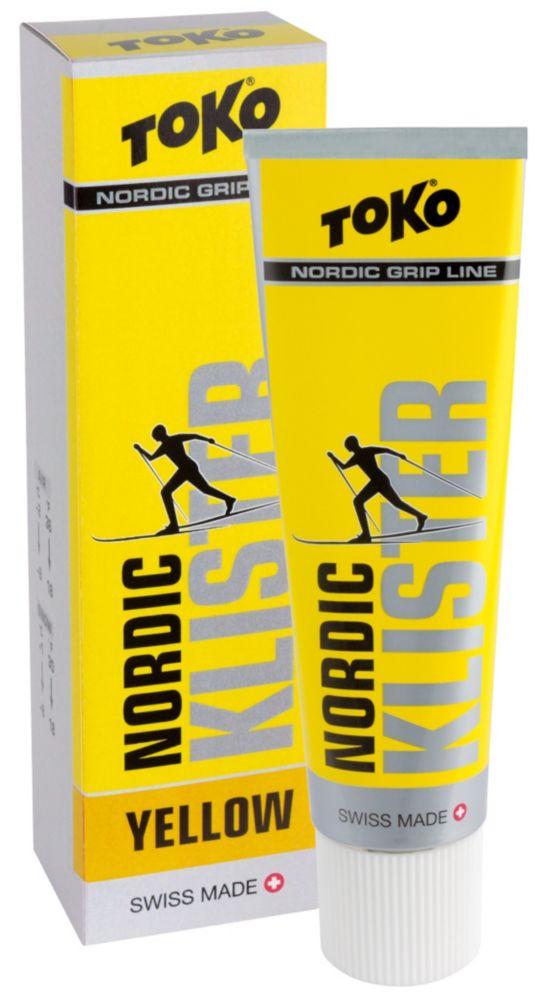 Nordic Klister 55g Yellow
