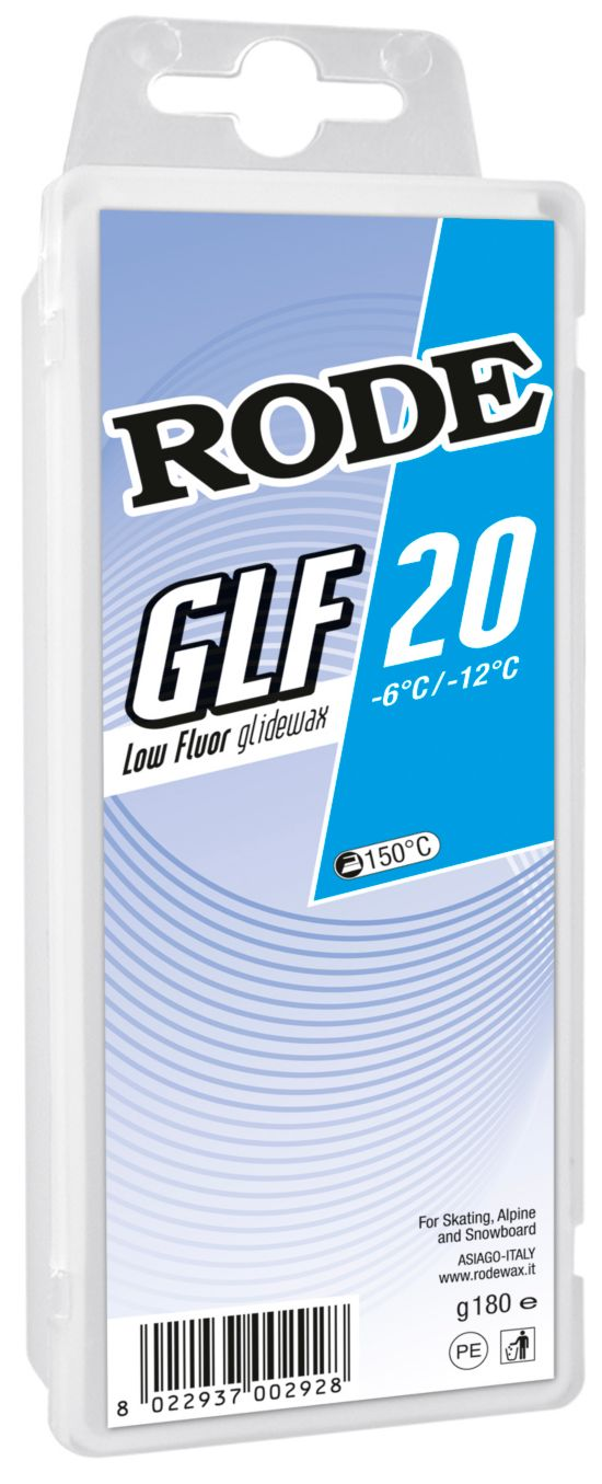GLF20 Glider Lavfluor Blå 180g