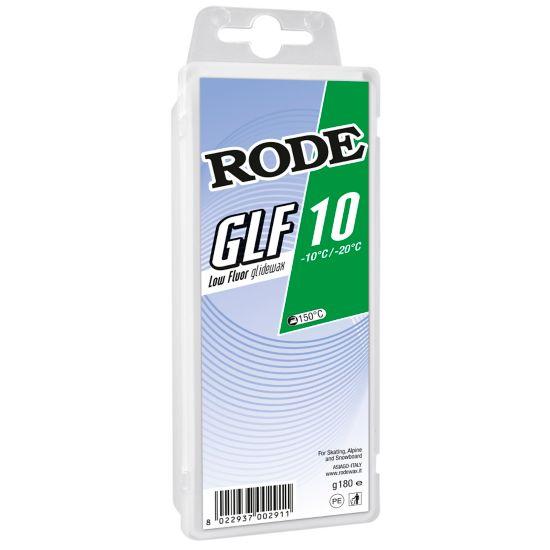 GLF10 Glider Lavfluor Grønn 180 gram