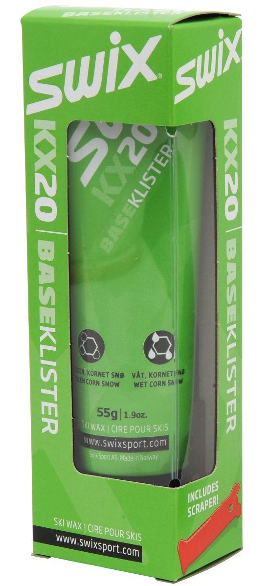 KX20 Grønn Base Klister