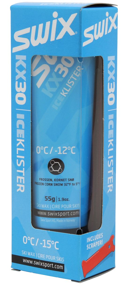 KX30 Blue Ice Klister  0/-12°C