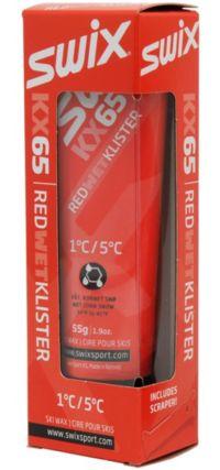 KX65 Klister Rød