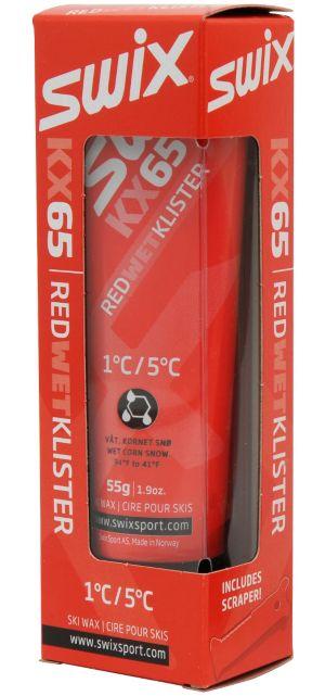 KX65 Red Klister +1/+5°C