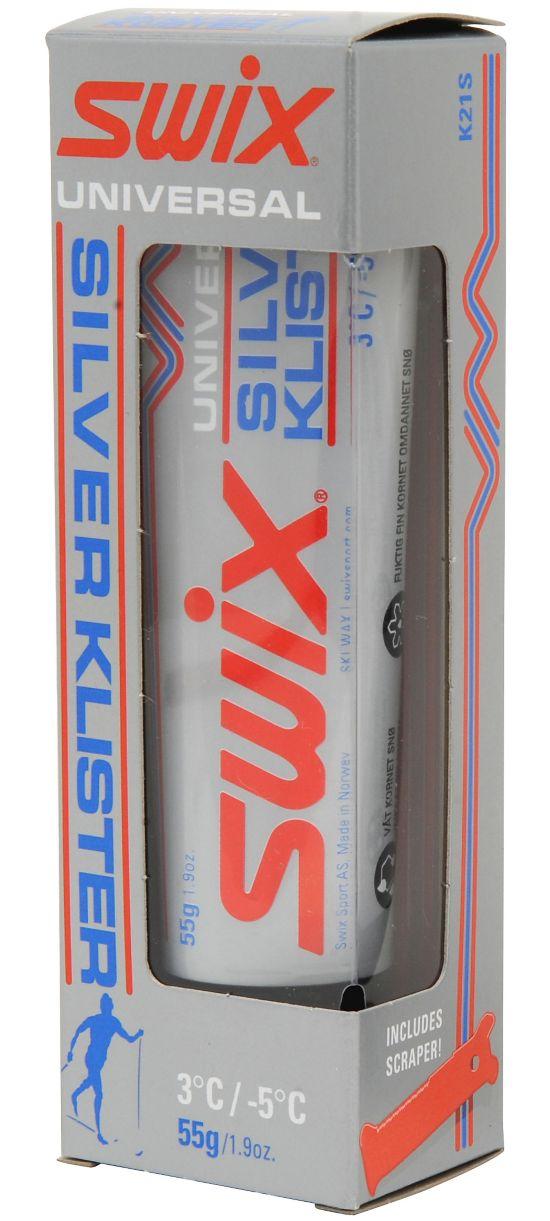 K21S Silver Universal Klister 3/-5ºC