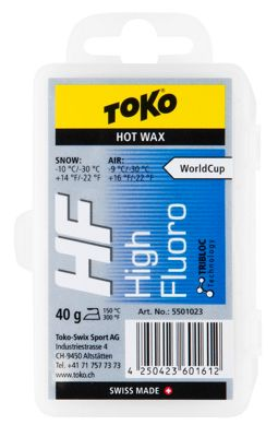 HF Hot Wax Blue 40g