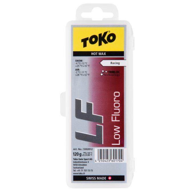 LF Hot Wax 120 gram rennvoks rød