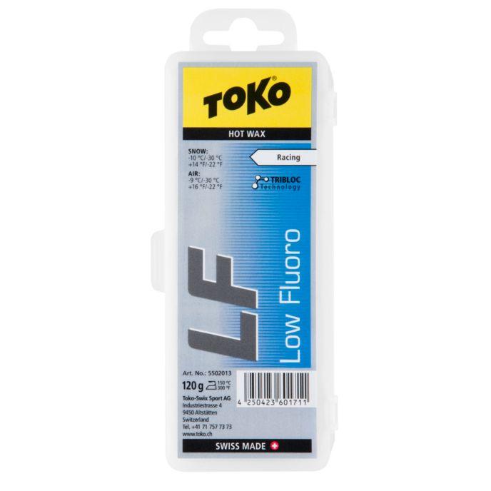 LF Hot Wax 120 gram rennvoks blå