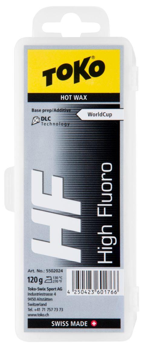 HF Hot Wax Black, 120 gram
