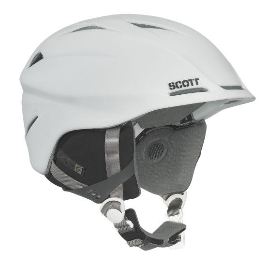 Tracker Hjelm WHITE MATT