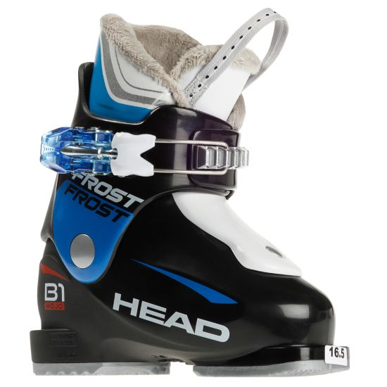 Frost Mojo Team Rider B1 Barn Alpinstøvel BLACK-BLUE