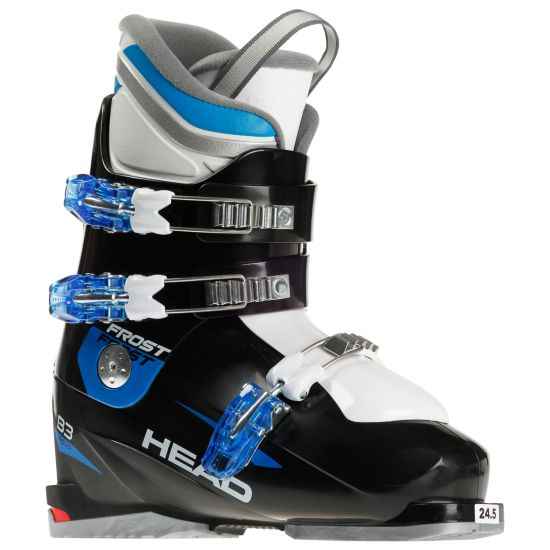 Frost Mojo Team Rider B3 Jr Alpinstøvel BLACK-BLUE