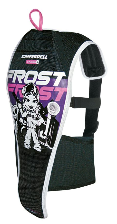 Ryggplate Frost ROSA