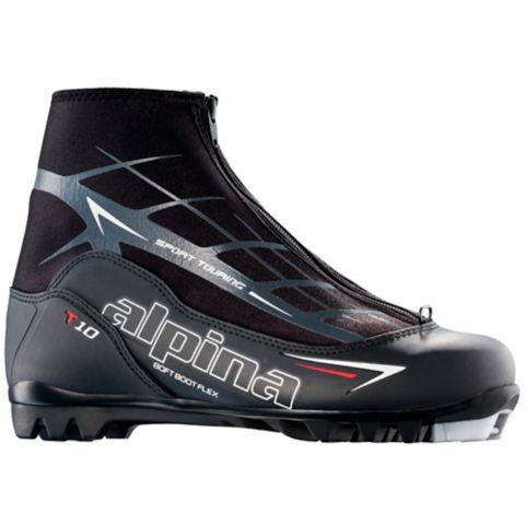 T 10 skisko SORT/HVIT