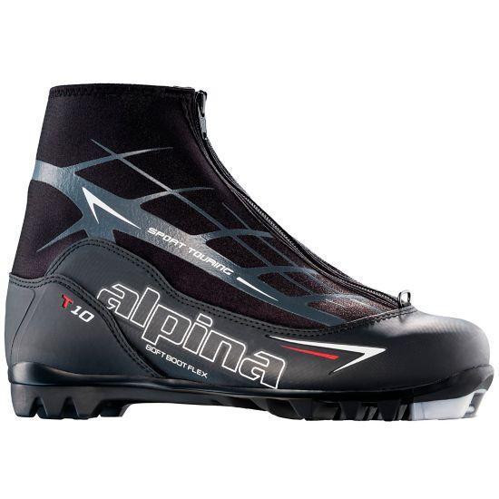 T10 Tur Skisko SORT/HVIT
