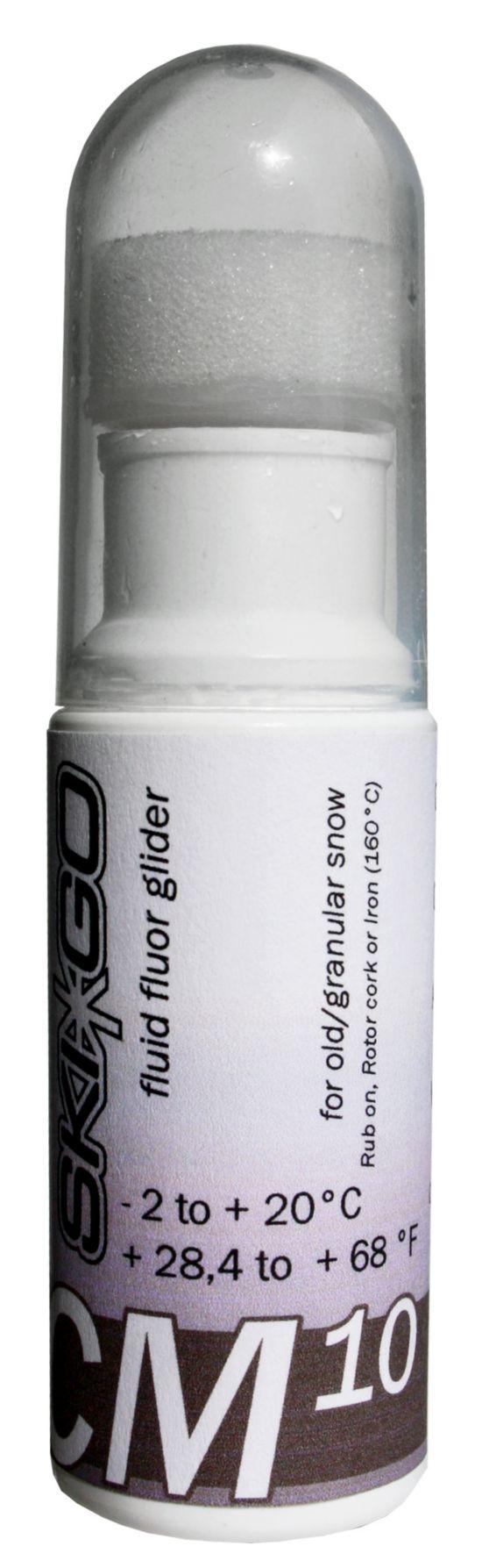 Fluor Flytende Fluid Cm 10 Mic