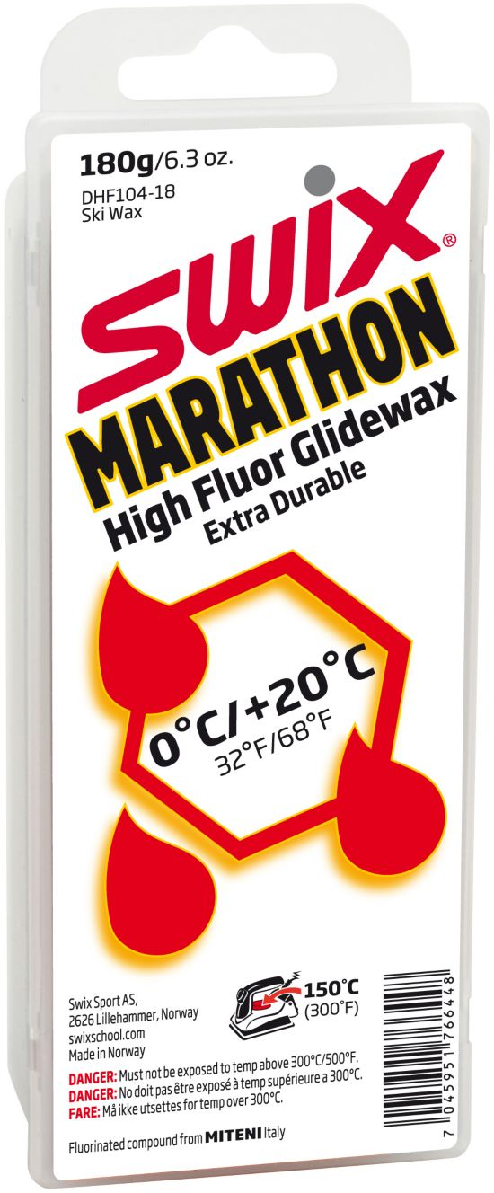 Marathon White 0/+20°C 180gr