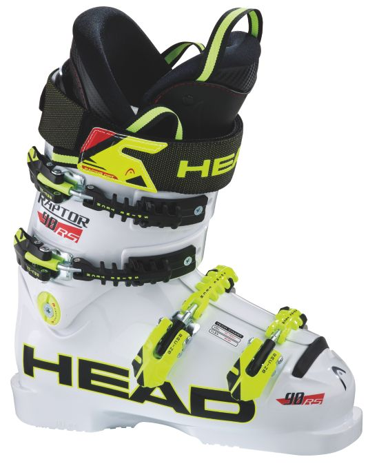 Skiboot Raptor 90 RS HF Alpinstøvel WHITE