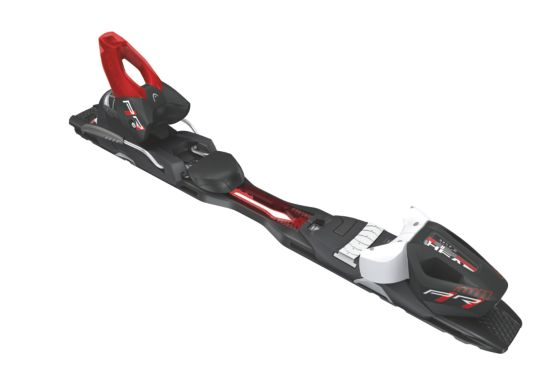 Pr 11 Matt /Red Alpinbinding