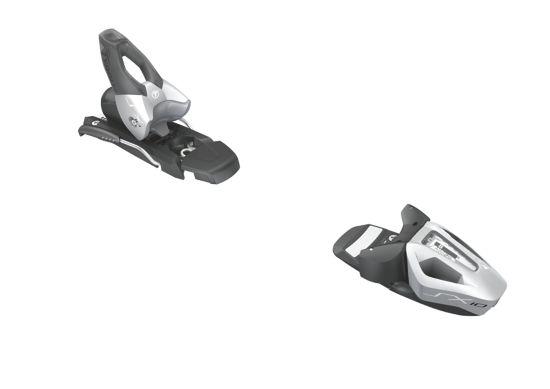Sx 10 Silver/ Alpinbinding