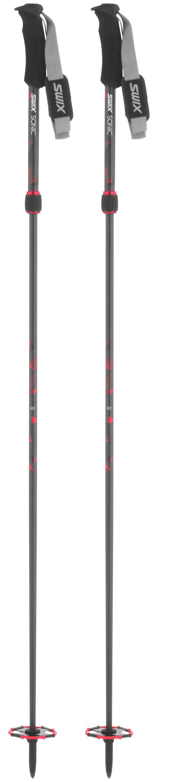 Sonic R1 Carbon Teleskopstav Topptur