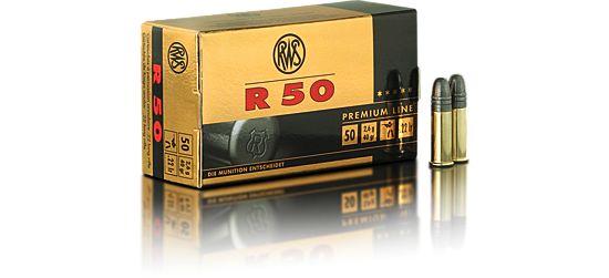 Salongpat. 22Lr R50      50Stk