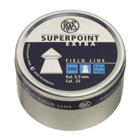 Superpoint spiss 5,5 mm