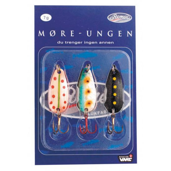 3-Pack Møreungen 7G