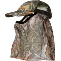 Camouflage Cap Med Net