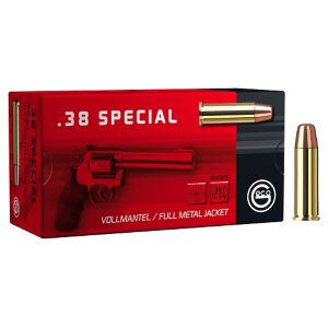 .38 Special 158 gram FMJ patron