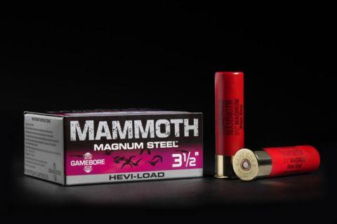 12G Mammoth Hevi-Load Haglepatron 3,5BB Stål