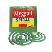 Myggspiral 10-Pack