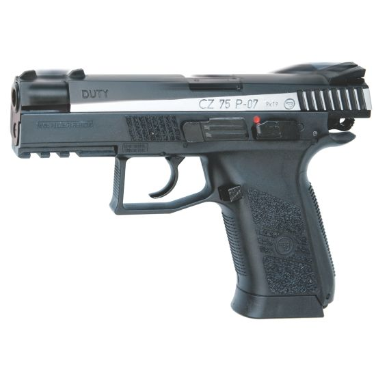 Pistol Co2 Cz-75 P-07 Duty