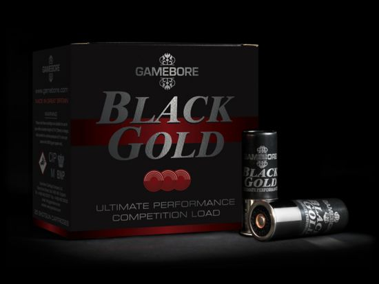 Black Gold 12/70 24g US9 Bly Skeet
